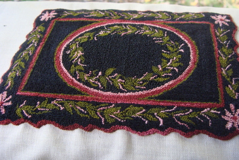 dollhouse miniature rug karthur