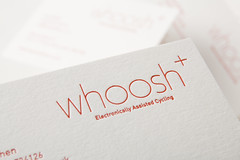 "Whoosh Bikes (Wild Dog Design) Tags: red logo design graphicdesign graphic brand businesscard branding branddesign logodesign wilddog corporateidentity foiling businesscarddesign gfsmith redfoil foilblocking colourplan ""stationery"" wilddogdesign wwwwilddogdesigncouk whooshbikes redfoilblocking bikebranding"