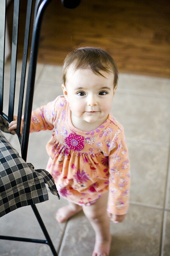 EMILY - 11 MONTHS - ARCHIVE PHOTO