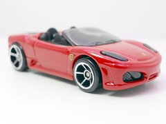 hws kmart ferrari f430 spider (2) (jadafiend) Tags: scale kids toys model police hotwheels chp 164 collectables collectors adults elsegundo 2010 treasurehunt diecast trw firstedition mysterycar quakerstate sandblaster 2011 boneshaker sweetrides ferrarif430spider newmodel trackstars classicnomad 8crate hummerh2sut ferrari308gts vairy8 56merc camaroconvertibleconcept nissanskyliner32 dairydelivery fracer lamborghinireventon 58impala waynesgarage corvettegrandsport larrysgarage ferrari458italia schoolbusted philsgarage lamborghinilp5704superleggera custom66gtowagon 62fordmustangconcept kmartcollectorsevent 49fordcoe november62010 64gmcpaneltruck 69volkswagenvariant freshcases customvolkswagenbeetle 70chevellesswagon 97chevycorvette 10customcamaroconvertable customizedc3500 fordsgtlm 56flashsiderlifted dodgechallengerdriftcar