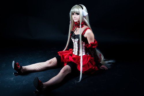 Chii (Chobits) Cosplay