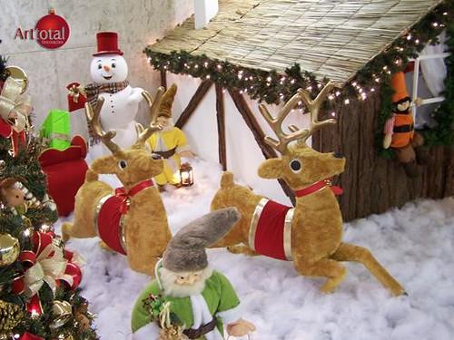 fazer a decoração no natal