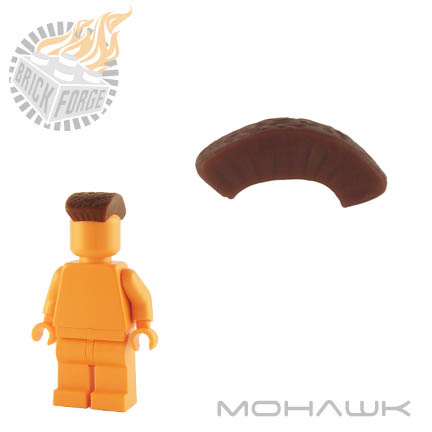 Mohawk - Reddish Brown