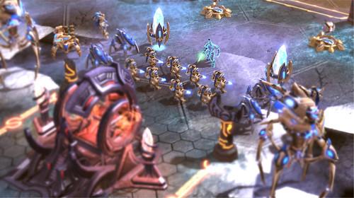 StarCraft2-Tiltshift