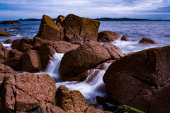 IOS-15 (JamesHeadPhotography) Tags: long exposure scilly rocks water nd filter waves