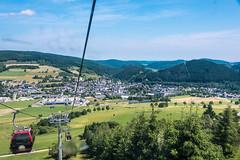 Wandeling naar de Heghekoph - de top van Hochsauerland! (Javadu) Tags: willingen kabelbaan hillershausen hochsauerland