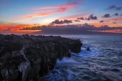 (ChloEthan) Tags: maui hawaii sunset pacific pacificocean ocean lanai