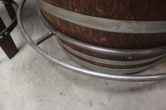 Table Foot Rail