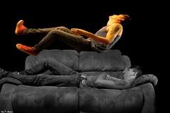Lift me up. (ilyanazarov93) Tags: levitation couch asleep
