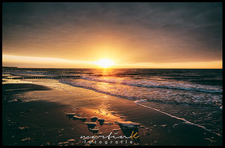 Sonnenuntergang @ Zingst