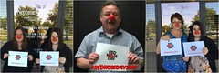 Neptune Society - Ocala, FL - Red Nose Day 2017
