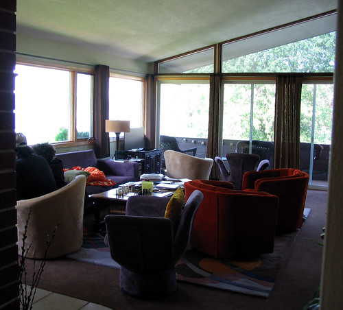 That 70's Place Living Room