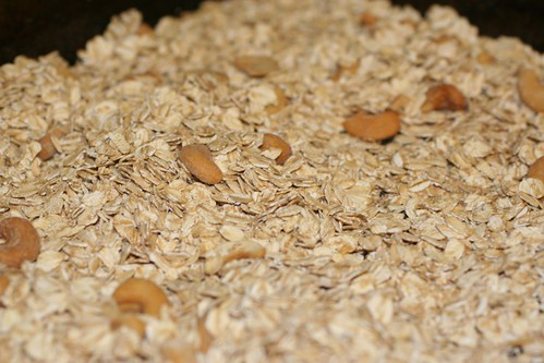 Oats for Granola