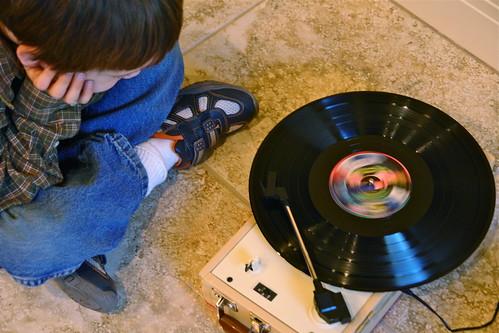 Vinyl!