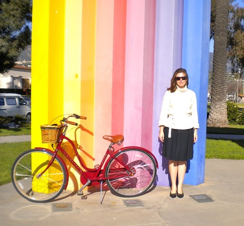 Chromatic Gate + Bicycle