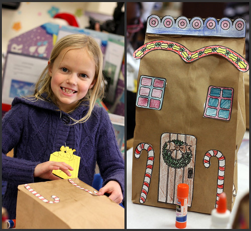 Abby's Gingerbread House