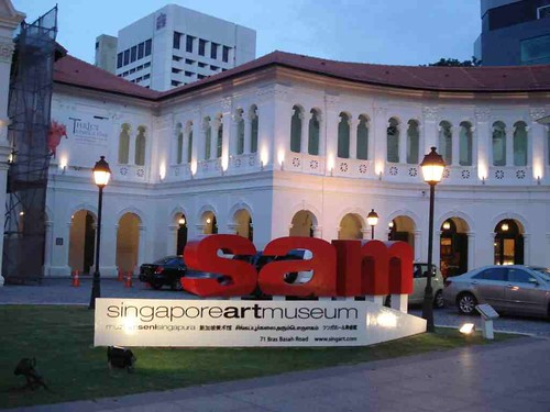 Singapore Art Museum by Ellen Beronio