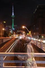 2010 Feuerwerk am Sky Tower