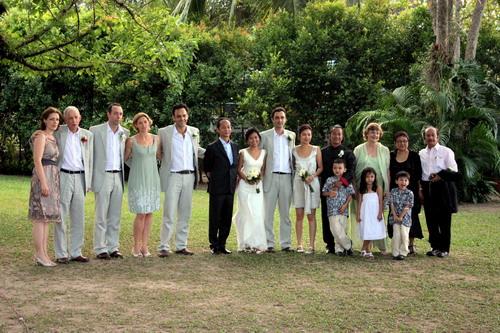 Kelly & Matt Wedding Reception Park Royal Hotel Penang 3