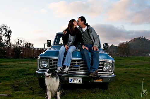 Farm Kiss