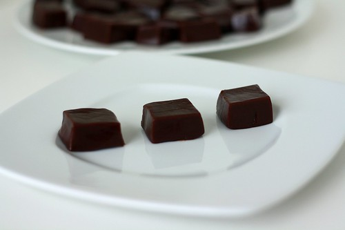 SMS Chocolate Cream Caramels