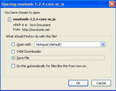 Mootools 1-2