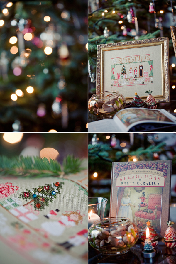The Nutcracker (Country Cottage Needleworks)