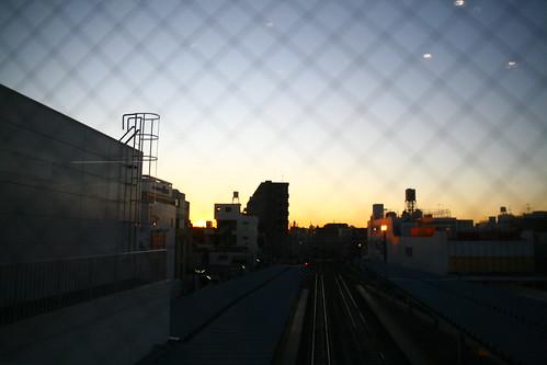tokyo sunrise 2