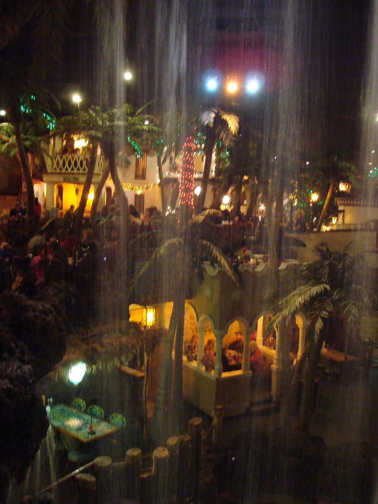 Casa Bonita...Behind The Waterfall
