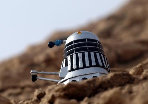 Dalek on Patrol