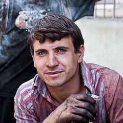 Mineur de charbon, frontiere Turco-Irakienne (Olivier Timbaud) Tags: portrait turkey turquie personnes homme kurdistan jeune kurdi gen kurde sirnak nationalits oliviertimbaud