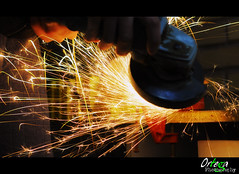 'Metal Works' (EXPLORED) (david_ortega) Tags: 50mm nikon explore d90 explored nikond90 nikkor50mmaf18d