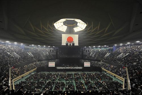Dream Power ジョン・レノン スーパー・ライヴ 2009 〜開演前の日本武道館