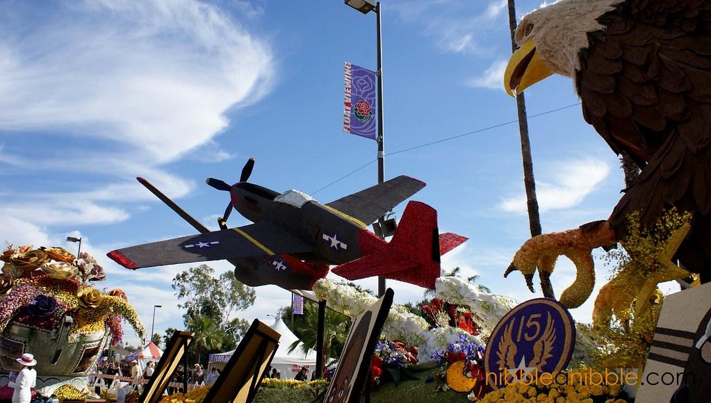 Rose Bowl Floats