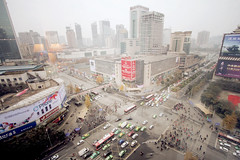 (.ultraviolett) Tags: china street city urban traffic explore chengdu frontpage