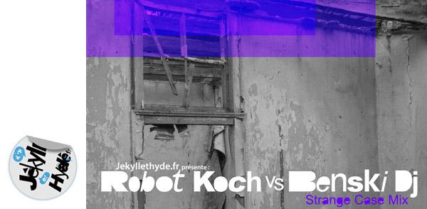 J&H#005 Mix / Robot Koch vs Benski Dj (Image hosted at FlickR)