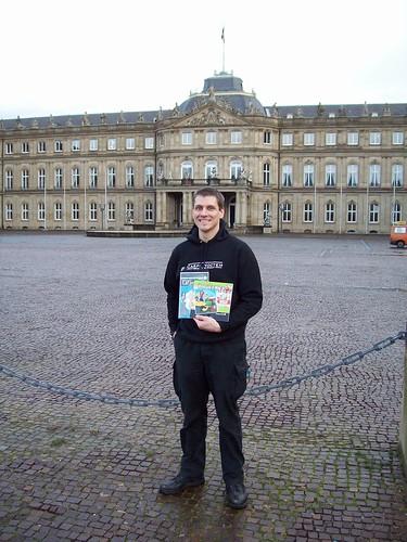 Rebootus Maximus sighting: Jan in Stuttgart!