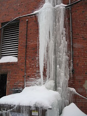 Growing ice 2
