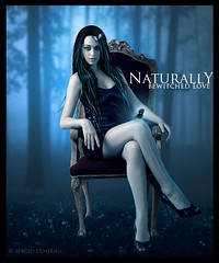 Naturally Bewitched Love! ( Sergio Centeno) Tags: beautiful amazing mixed media shot y gothic style edition lov