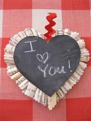 Chalkboard Valentine