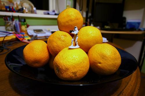 Week 1 - Planet Tangerine