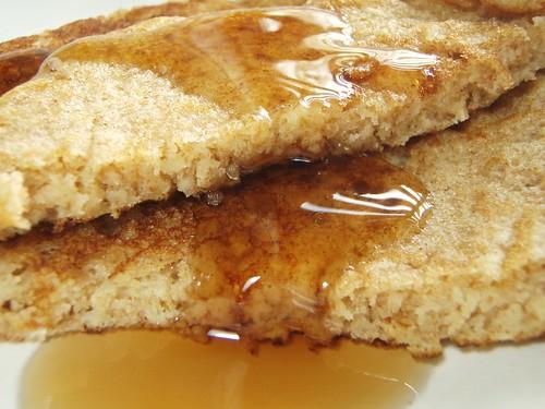whole wheat pancakes - 28