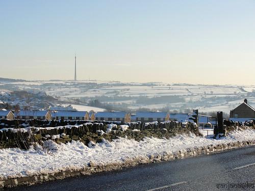 Snowy Huddersfield 3