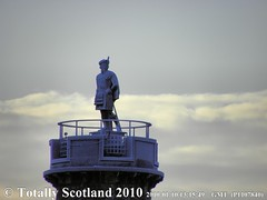 Glenfinnan monument top