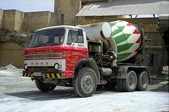 Vassallo Concrete Ford Mixer (ergomammoth) Tags: ford truck mixer malta lorry trucks lorries fordtrucks forddseries av505 maltesetrucks rigid6wheeler vassalloconcretesupplies