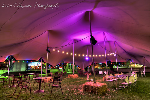 Tent HDR