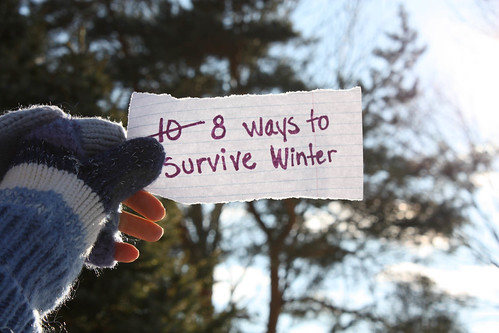 survive winter
