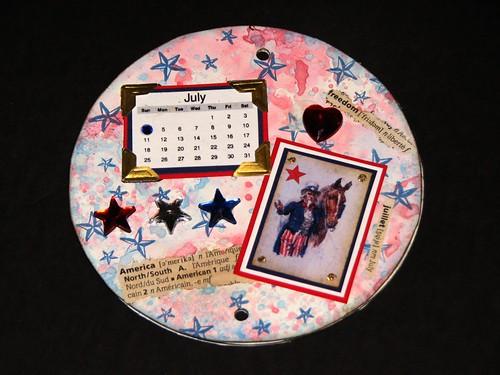 CD Calendar - July 011
