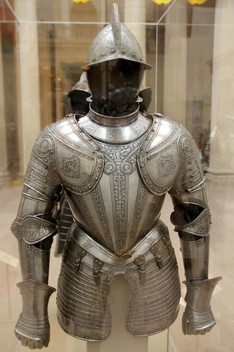 Infantry armour by THoog.