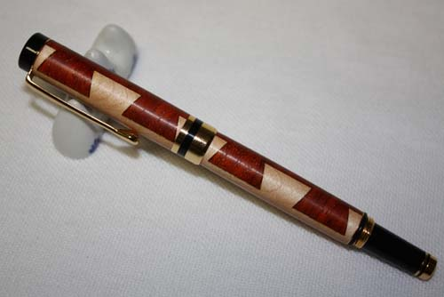 Dovetail Pen 4 - Closed